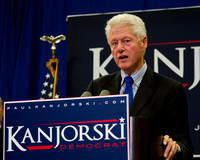 Bill Clinton- Paul Kanjorski