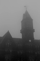 Foggy day at Danvers